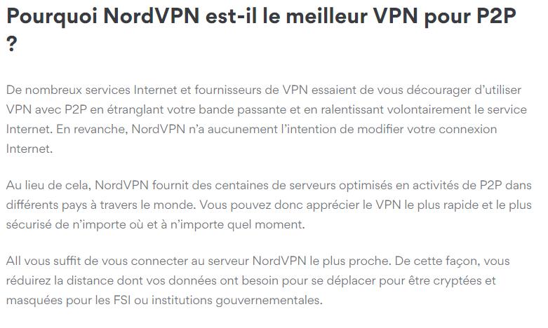 NordVPN torrent