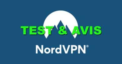 test complet et avis sur NordVPN