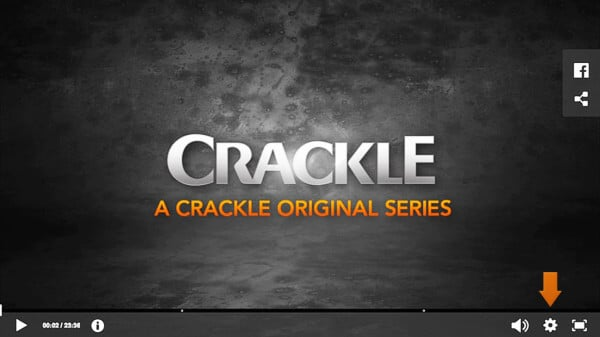 crackle originale series
