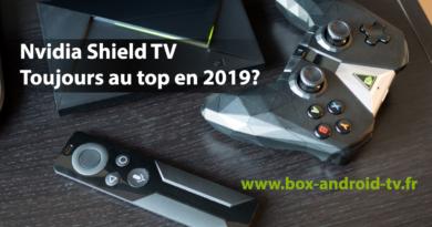 Nvidia shield en 2019