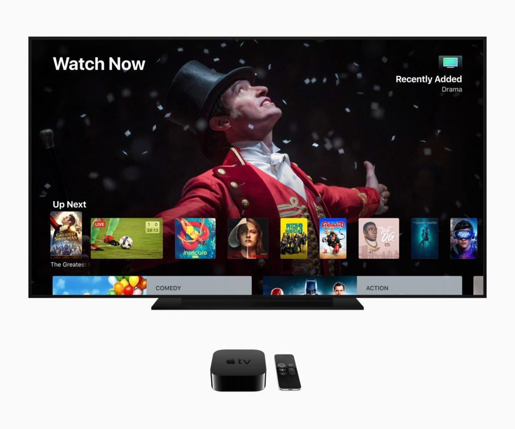 apple tv watch now