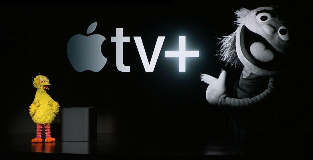 tv+ muppet