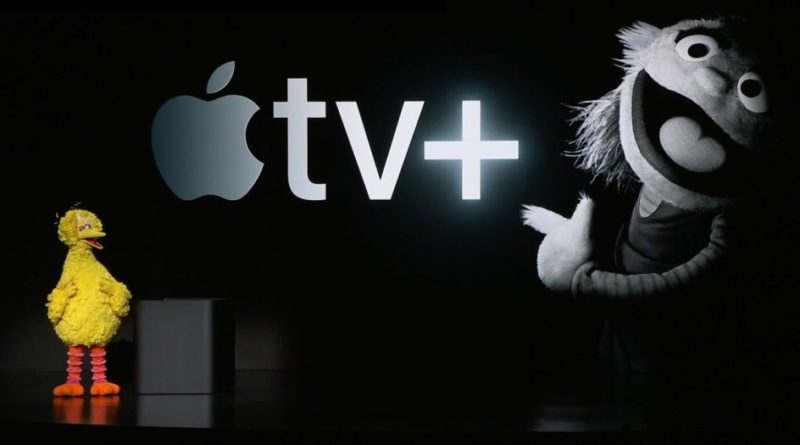 apple tv+ muppet