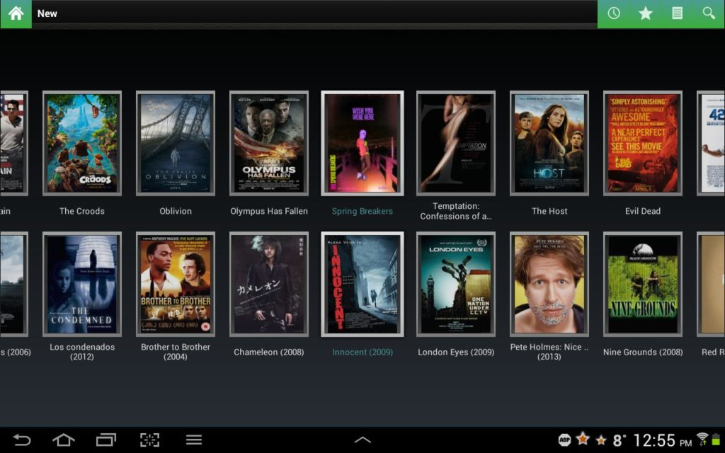 application films gratuit