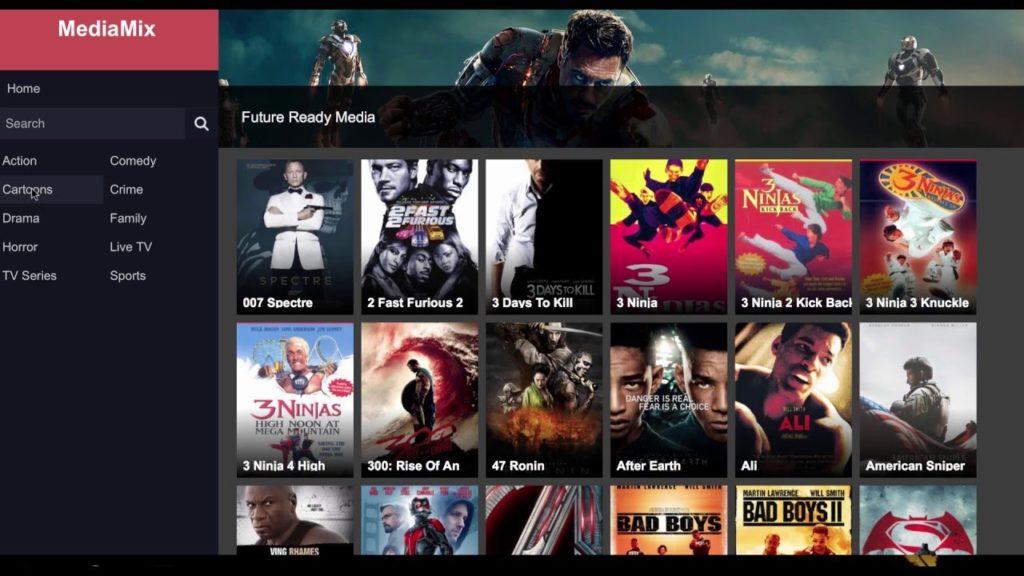 application pour telecharger des films streaming