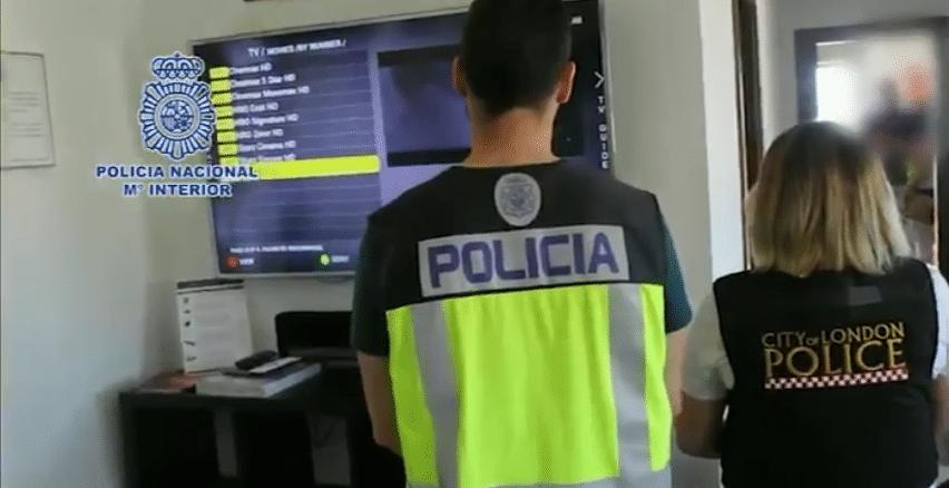 arrestation iptv