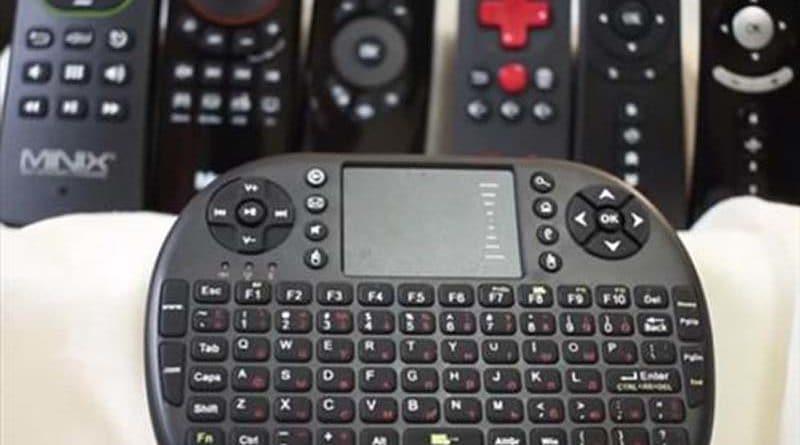 telecommande android tv box