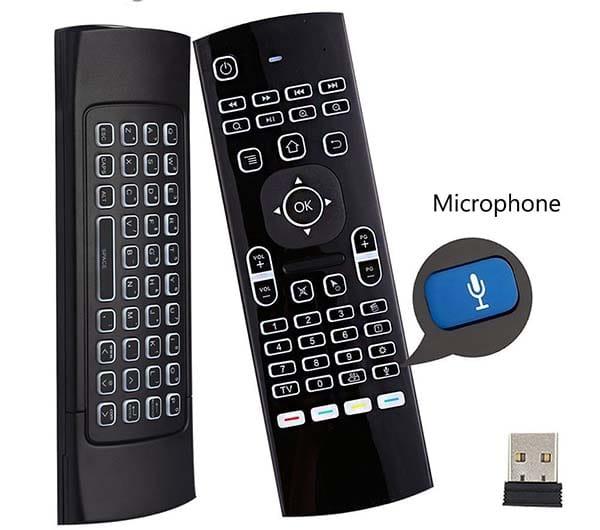 telecommande clavier mx3pro