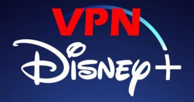 utiliser un VPN Disney plus