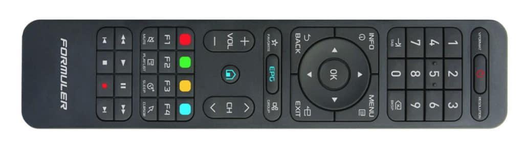 remote formuler z8 5g