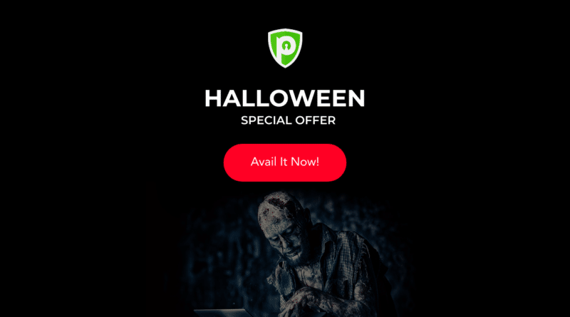 promo vpn hallowwen 2019