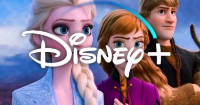 la reine des neiges 2 sur le Disney+