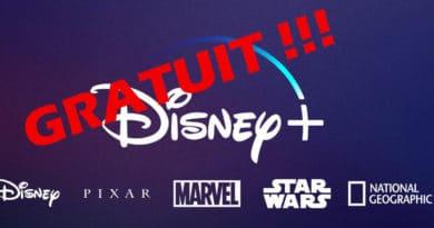 Compte Disney Plus gratuit