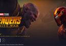 date de sortie Infinity Wars disney+