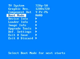 boot mode mag